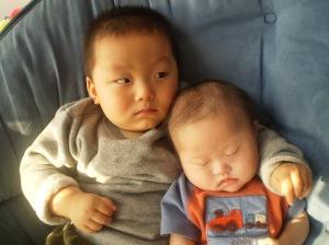 Nathan and Manoah